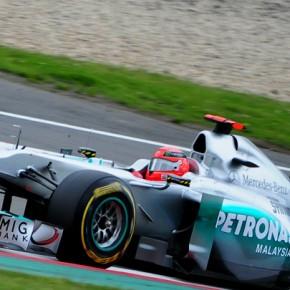 Schumacher, din nou