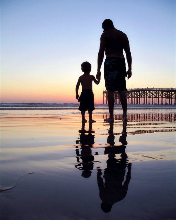 father_and_son_by_melaniumom